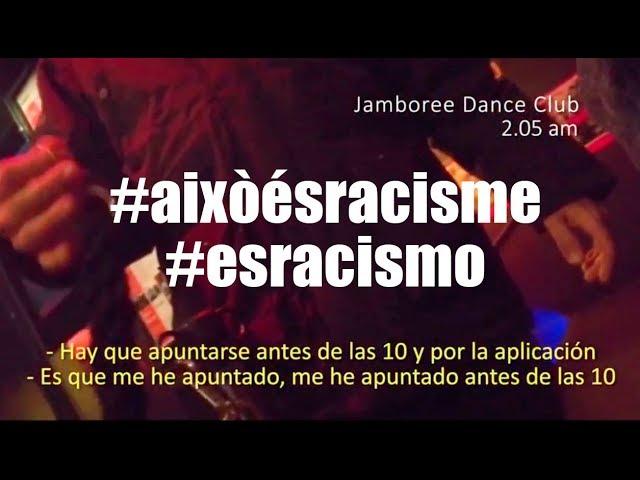 El vídeo que denuncia el racismo en la discotecas
