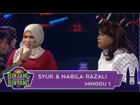 Bintang Bersama Bintang | Shuk & Nabila Razali | Minggu 1