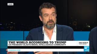 Donald Trump still hasn't stopped campaigning    Régis Le Sommier (Paris Match)