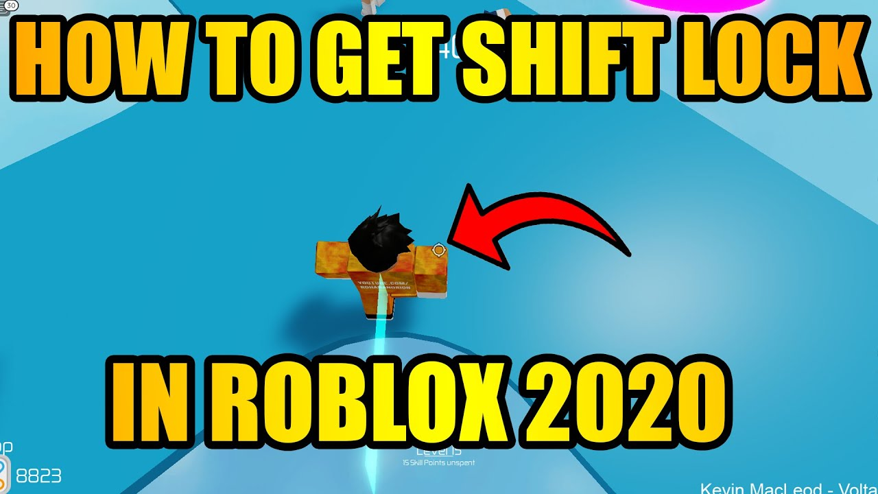 Roblox Shift Lock Keyboard How To Turn On Shift Lock In Roblox 2020 Pros And Cons Youtube