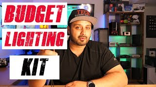 Best Basic Youtube Lighting Kit | Ivisii Ring Light Review |