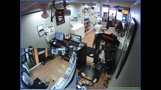 Boost Mobile Store Robbery- Paterson NJ 10th Avenue