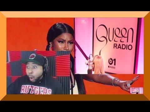Dj akademiks Reacts to Nicki Minaj