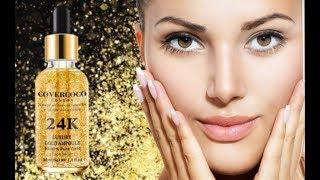 Covercoco London 24k gold Whitening Serum | ত্বক ফর্সা করে ও দাগ দুর করে | Beloria