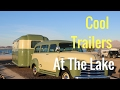 Cool Trailers By The Lake