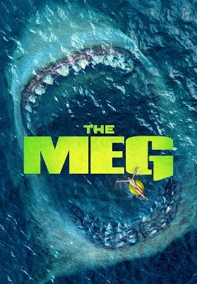 The Meg (2018) Dual Audio {Hindi-English} 480p | 720p