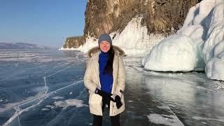 Андрей Ткачев. Благодарность с Байкала!