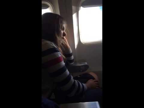 Uçakta uyuyamamak