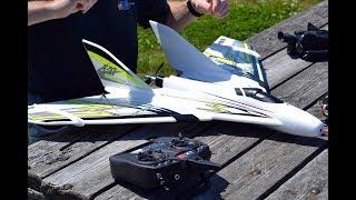 943 mm PNP VERSION//efl5675 E-Flite Delta flugmodell f-27 Evolution Stryker