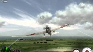 Pearl Harbour-The Japanese Military Campaign gameplay