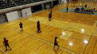 沖縄県高等学校春季ハンドボール大会 首里高VS小禄高 前半②2018 310