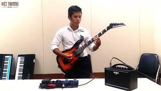 Chơi guitar điện nên bắt đầu từ đâu