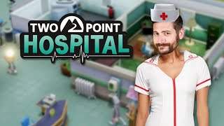 Malpractice Makes Perfect - Two Point Hospital Gameplay