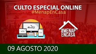 """Culto Online """"Nuevas de Amor y Paz"""" En Vivo"""