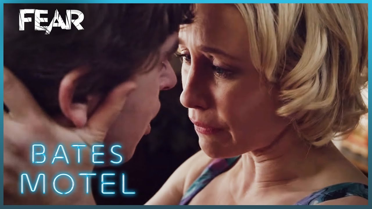 Norman Is Acting Distant With Norma | Bates Motel