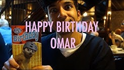 OMAR'S BIRTHDAY - THE BEST INDIAN RESTAURANT IN GLASGOW!!