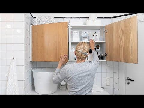 bathroom-cabinet-tour- -what's-in-my-bathroom-cabinet- -scandinavian