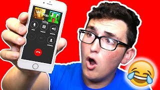 Video PRANK CALLING YOUTUBERS! (Minecraft Challenge Accepted) download MP3, 3GP, MP4, WEBM, AVI, FLV Oktober 2018