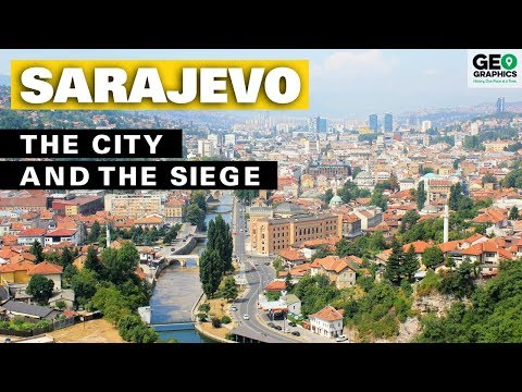Sarajevo: The City and the Siege