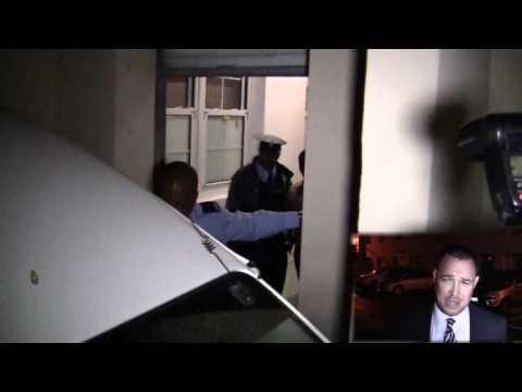 Chief Inspector Nicholas Pedro On Noet-Barnett Conviction Bermuda December 14 2011