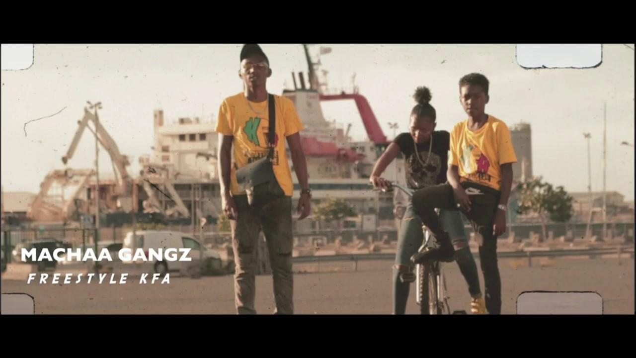 Machaa Gangz.KFA Jeune Talent.LKP.Vision.2020