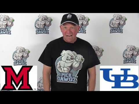 Buffalo vs Miami OH 3/9/20 Free College Basketball Pick and Prediction CBB Betting Tips
