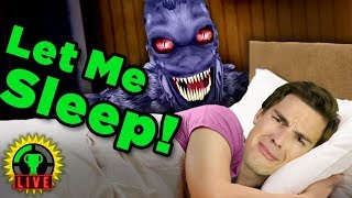 Worst Nightmare EVER! | Try To Fall Asleep (Horror Game)