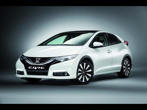 High Quality HONDA Civic Facelift 2014 Specification And Price