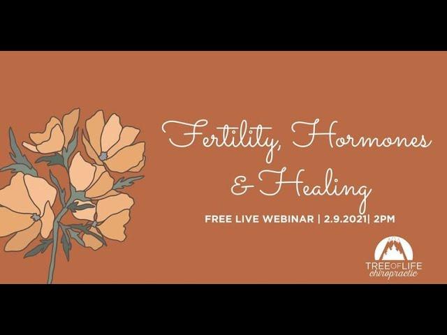 Fertility, Hormones and Healing