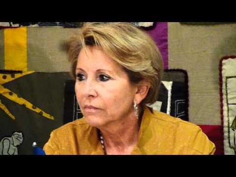 La paix passe par les femmes - conférence de presse à Tbilissi (21/09/2010)