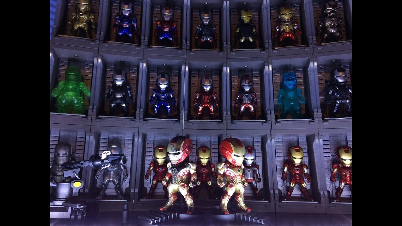 Budget Stark Iron Man 3 House Party Protocol By Kids Logic YouTube