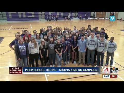 Piper school district adopts Kind KC campaign