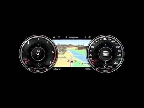 Cuadro de mandos digital en el nuevo Passat de Volkswagen | Engadget en espa�ol