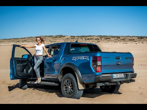Ford Ranger RAPTOR - don't stop me now...