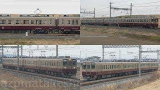 【本日 東武6050系 6179F+6162F 4両 オールリバイバルカラー編成で運行!】6000系リバイバルカラー4両での運行は、休日では初めて