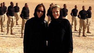 CBS News goes inside Saudi Arabia
