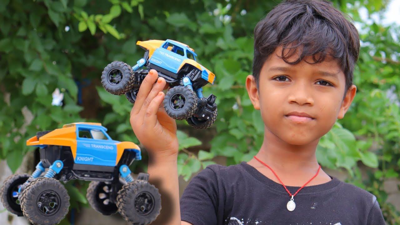 Rock Car   Spring car   Kannayya Videos   Trends adda Vlogs