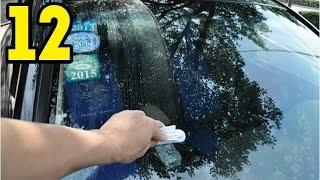 видео ТОП 10 лучших средств антидождь для авто (обзор, цены, отзывы)