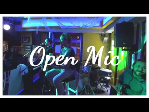 Open Mic Zürich/ Barrio 5/ Live Music/ Simon Korsak and friends 2016
