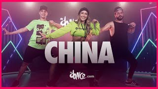 China - Anuel AA, Daddy Yankee, Karol G, Ozuna & J Balvin | FitDance TV (Coreografia Oficial)