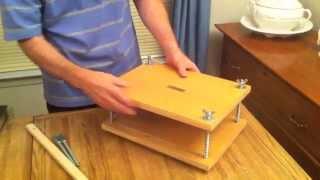 Combination Book Press Sewing Frame - AffordableBindingEquipment.com