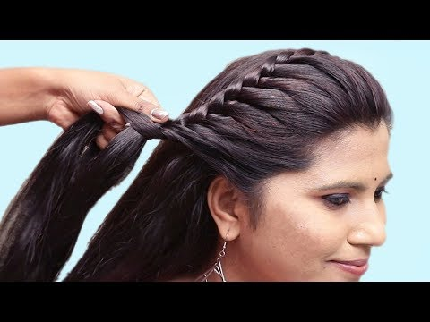 Best Side Braid Hairstyle Tutorials || New Hairstyles videos || Easy Hairstyles videos
