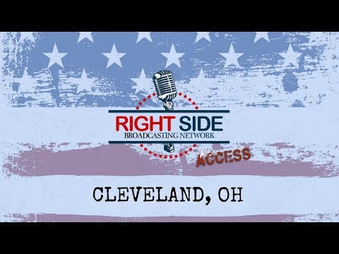 RSBN Crew Trump Rally Eve Stream LIVE From Cleveland 11-4-18