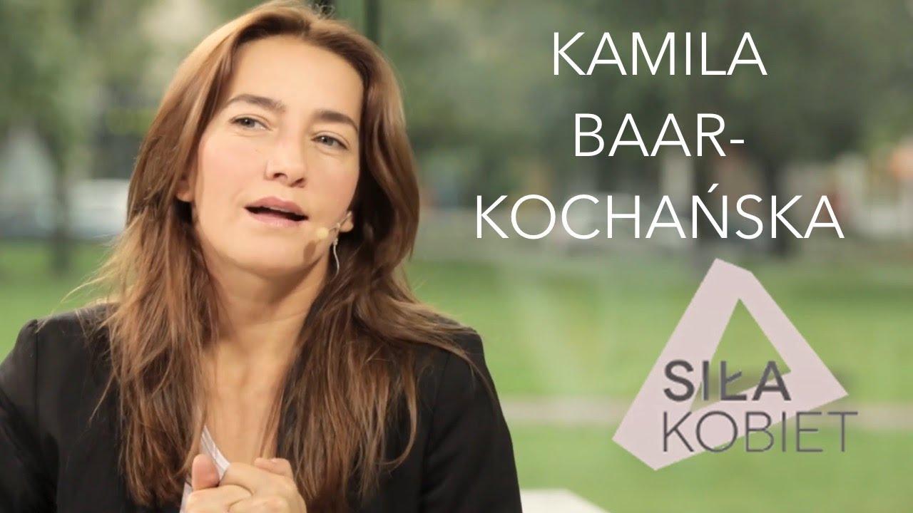 Kamila Baar-Kochańska: Obecne czasy generują nowy rodzaj zła | Siła Kobiet IV odc. 8