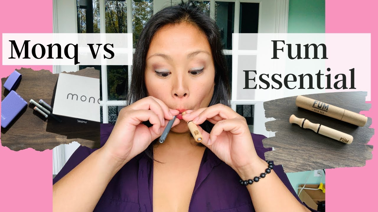 Download MONQ RECHARGEABLE VS FUM ESSENTIAL | Take Your Aromatherapy On-The-Go