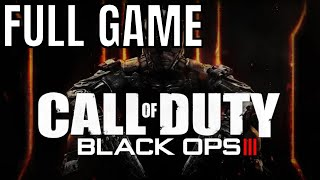 Call of Duty Black Ops 3 (III) - Full Game Walkthrough (No Commentary Longplay)
