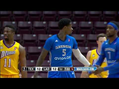 Manny Harris Drops 41 Points at 2017 NBA D-League Showcase