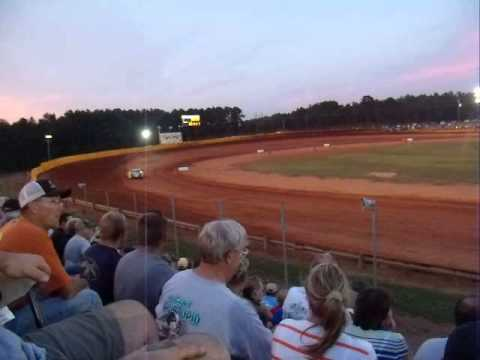 modoc speedway schaellers sounthern nationals series  qualifying