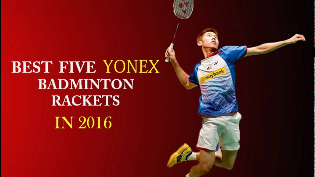 Best Five Yonex Voltric Series Badminton Rackets For