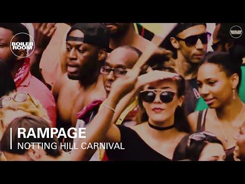 Boiler Room x Guinness Notting Hill Carnival 2016 - Rampage